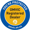 OMVIC | Registered Dealer