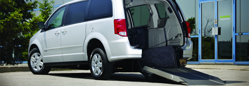 Rear Entry Vehicle Conversions | Northend Mobility